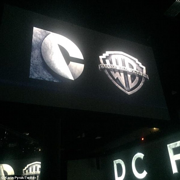 More secrets revealed: Batman V Superman: Dawn of Justice, Aquaman, Green Lantern, and The Man From UNCLE were all teased