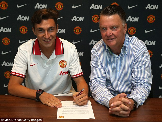 Darmian has put pen to paper on a four-year-deal at Old Trafford, completing what he calls a dream move