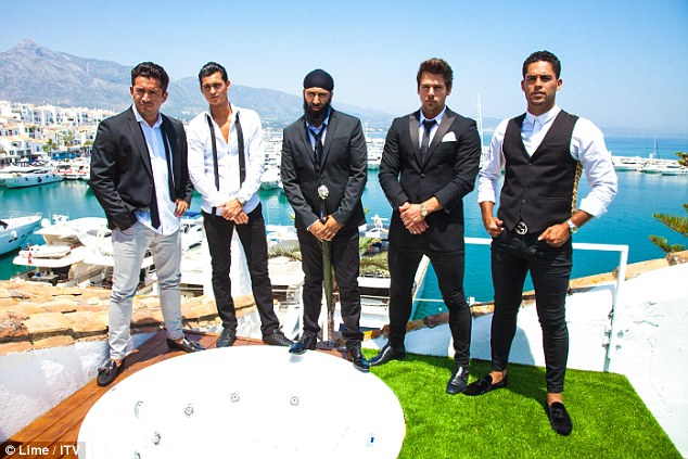 Here come the boys:From millionaire businessmen to privileged club promoters, the male stars of this extravagant new reality show live a lifestyle that is so lavish that it's beyond what most people could imagine