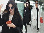 Mandatory Credit: Photo by REX Shutterstock (4902769d)  Kris Jenner  Kendall Jenner and Kris Jenner at Heathrow Airport, London, Britain - 14 Jul 2015  Kendall Jenner and Kris Jenner flying out of Heathrow Airport to Los Angeles