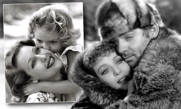Loretta Young was 'date raped' by Clark Gable and had his daughter Judy