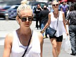 Picture Shows: Kaley Cuoco  July 13, 2015\n \n 'The Big Bang Theory' actress Kaley Cuoco is spotted out and about in Beverly Hills, California. Kaley can be seen next in 'Burning Bodhi', a comedy-drama about a young man's suicide.\n \n Non Exclusive\n UK RIGHTS ONLY\n \n Pictures by : FameFlynet UK © 2015\n Tel : +44 (0)20 3551 5049\n Email : info@fameflynet.uk.com