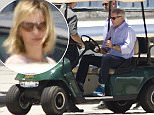 Picture Shows: Friend, Friend, Harrison Ford  July 13, 2015    'Star Wars' actor Harrison Ford is spotted taking flight at the Santa Monica Airport with his family in Santa Monica, California.    Harrison, who turned 73 years old today, was headed to wine country with his wife Calista Flockhart, their son Liam and friends.    Exclusive - All Round  UK RIGHTS ONLY    Pictures by : FameFlynet UK © 2015  Tel : +44 (0)20 3551 5049  Email : info@fameflynet.uk.com