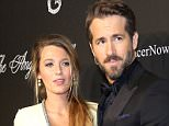 Actors Blake Lively and Ryan Reynolds attend Angel Ball 2014 at Cipriani Wall Street in New York City, America.     NEW YORK, NY - OCTOBER 20:   (Photo by J. Countess/Getty Images)