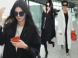 Mandatory Credit: Photo by REX Shutterstock (4902769d)  Kris Jenner  Kendall Jenner and Kris Jenner at Heathrow Airport, London, Britain - 14 Jul 2015  Kendall Jenner and Kris Jenner flying out of Heathrow Airport to Los Angeles