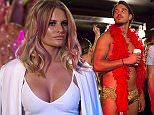 Mandatory Credit: Photo by Simon Ford/REX Shutterstock (4901046ca)  James Lock  'The Only Way is Essex' cast filming, Britain - 12 Jul 2015  Bobby Norris' Essex Gay Pride party at the Sugar Hut