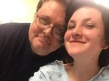 Pictured: Autumn Veatch in the hospital  with her father David  A sheriff says a 16-year-old girl who survived a small-plane crash and then hiked to safety reported that her step-grandparents died in the accident.  Okanogan County Sheriff Frank Rogers said Tuesday that Autumn Veatch told him Leland and Sharon Bowman of Marion, Montana, died in Saturday's crash. Searchers planned to resume looking for the wreckage early Tuesday.  The girl told Rogers they were flying in the clouds until the sky suddenly opened up to a mountain and they crashed into the trees.  Veatch told authorities she stayed at the crash site for a day before hiking down. A motorist picked her up Monday and drove her 30 miles east to a general store, where employees called 911.  She had no life-threatening injuries but was dehydrated.  Veatch was taken to a hospital in Brewster to be checked out. Her father, David Veatch, made the drive from Bellingham to Brewster to be reunited with his daughter. He said she was a