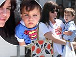 Selma Blair takes her son, Arthur to Joan's on Third\nFeaturing: Selma Blair_Arthur Bleick\nWhere: Los Angeles, California, United States\nWhen: 12 Jul 2015\nCredit: WENN.com