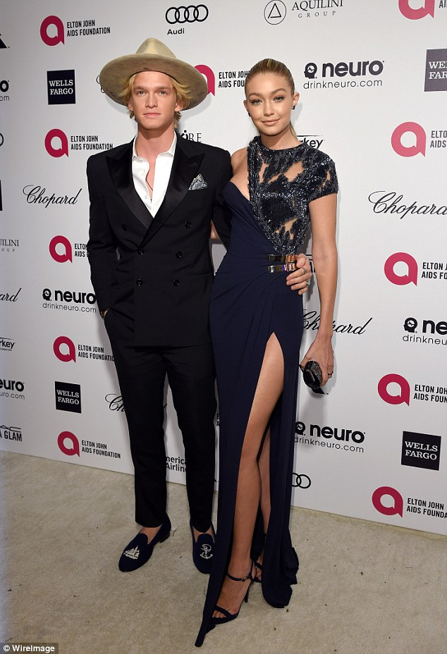On the market: His private life has been put into the spotlight recently after he and Gigi Hadid split in May