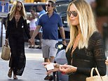13.JULY.2015 - ST TROPEZ - FRANCE\nSUPERMODEL ELLE MACPHERSON OUT WITH HER HUSBAND JEFFREY SOFFER ON HOLIDAY IN ST TROPEZ WEARING A LONG BLACK DRESS AND SUNGLASSES. \n*AVAILABLE FOR UK SALE ONLY*\nBYLINE MUST READ: E-PRESS/XPOSUREPHOTOS.COM\n*PLEASE PIXELATE CHILDS FACES PRIOR TO PUBLICATION*\nPLEASE CREDIT USAGE AS PER BYLINE **UK CLIENTS MUST CALL PRIOR TO TV OR ONLINE USAGE PLEASE TELEPHONE +44 208 344 2007