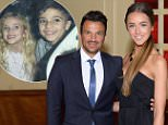 LONDON, ENGLAND - JULY 03:  Host Peter Andre and Emily MacDonagh attend the Nordoff Robbins O2 Silver Clef awards at the Grosvenor House Hotel on July 3, 2015 in London, England.  (Photo by Dave J Hogan/Getty Images)