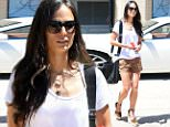 Jordana Brewster exits from Barney's NYC in Beverly Hills, CA\n\nPictured: Jordana Brewster\nRef: SPL1078361  130715  \nPicture by: DutchLabUSA / Splash News\n\nSplash News and Pictures\nLos Angeles: 310-821-2666\nNew York: 212-619-2666\nLondon: 870-934-2666\nphotodesk@splashnews.com\n