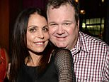 NEW YORK, NY - MAY 11:  (Exclusive Coverage) Bethenny Frankel and Eric Stonestreet attend 2015 CAA Upfronts Celebration Party at Dirty French on May 11, 2015 in New York City.  (Photo by Kevin Mazur/Getty Images for CAA)