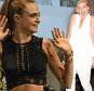 Will Smith joins Margot Robbie and the stars of 'Suicide Squad' on stage at Comic-Con.\n\nPictured: Cara Delevingne\nRef: SPL1076930  110715  \nPicture by: Brandon Voight / Splash News\n\nSplash News and Pictures\nLos Angeles: 310-821-2666\nNew York: 212-619-2666\nLondon: 870-934-2666\nphotodesk@splashnews.com\n