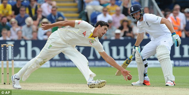 Starc's injury has forced Australia captain Michael Clarke to use the 25-year-old differently in matches