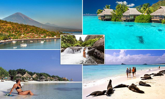 Galapagos voted best island in the world by travellers