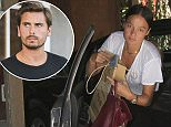 EXCLUSIVE: **PREMIUM RATES APPLY**STRICTLY NO WEB UNTIL 1AM PST, JULY 15th 2015*Chlo» Bartoli surfaces for the first time since photos reportedly show the Hollywood fashion stylist getting too close to Scott Disick which ultimately resulted in Kourtney Kardashian pulling the plug on her relationship with Disick.  The fashion stylist was seen going into a home in Los Angeles carrying a hair extensions bag.   Also seen at the home is her twin sister Marielou Bartoli.   Pictured: Chloe Bartoli Ref: SPL1078634  140715   EXCLUSIVE Picture by: Splash News  Splash News and Pictures Los Angeles: 310-821-2666 New York: 212-619-2666 London: 870-934-2666 photodesk@splashnews.com