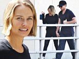 Picture Shows: Lara Bingle, Sam Worthington  July 14, 2015\n \n 'The Shack' actor Sam Worthington and rumoured wife Lara Bingle walk hand in hand while out and about in Vancouver, Canada. Missing from the outing was the happy couple's newborn son Rocket. \n \n Exclusive All Rounder\n UK Rights Only\n FameFlynet UK © 2015\n Tel : +44 (0)20 3551 5049\n Email : info@fameflynet.uk.com