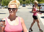 Pictured: Britney Spears\nMandatory Credit ? Milton Ventura/Broadimage\n***EXCLUSIVE***\nBritney Spears is all smiles showing off her slim body and toned legs while getting coffee at  Corner Bakery Cafe and grocery shopping at Bristol Farms\n\n7/14/15, Westlake Village, California, United States of America\n\nBroadimage Newswire\nLos Angeles 1+  (310) 301-1027\nNew York      1+  (646) 827-9134\nsales@broadimage.com\nhttp://www.broadimage.com\n