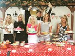 Great essex bake off - Towie