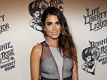 NASHVILLE, TN - JULY 13:  Actress Nikki Reed attends the product launch of Bonnie Rose, a new Tennessee white whiskey, on July 13, 2015 in Nashville, Tennessee.  (Photo by Terry Wyatt/Getty Images for Bonnie Rose)