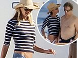 14.JULY.2015 - FRENCH RIVIERA - FRANCE\n*** EXCLUSIVE ALL ROUND PICTURES**\n*** AVAILABLE FOR UK SALE ONLY ***\nELLE MACPHERSON AND HER HUSBAND KISSING ON THEIR YACHT DURING THEIR SUMMER VACATION IN THE FRENCH RIVIERA!\nBYLINE MUST READ : E-PRESS/XPOSUREPHOTOS.COM\n***UK CLIENTS - PICTURES CONTAINING CHILDREN PLEASE PIXELATE FACE PRIOR TO PUBLICATION ***\n**UK CLIENTS MUST CALL PRIOR TO TV OR ONLINE USAGE PLEASE TELEPHONE 0208 344 2007**