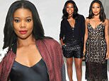 gabrielle union 6 outfits