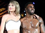 WASHINGTON, DC - JULY 14:  Taylor Swift and Jason Derulo perform onstage during The 1989 World Tour Live at Nationals Park on July 14, 2015 in Washington, DC.  (Photo by Paul Morigi/LP5/Getty Images for TAS)
