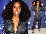 """Arrivals for WE Tv's """"L.A. Hair"""" premiere party at Avalon Hollywood in Hollywood, CA.  Pictured: Kelly Rowland Ref: SPL1079425  140715   Picture by: AdMedia / Splash News  Splash News and Pictures Los Angeles: 310-821-2666 New York: 212-619-2666 London: 870-934-2666 photodesk@splashnews.com"""