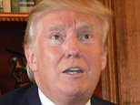 Donald Trump spoke with reporters on June 13, 2015 at his Albemarle Estate near Charlottesville, Virginia