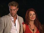 ****Ruckas Videograbs****  (01322) 861777 *IMPORTANT* Please credit ITV 2 for this picture. 15/07/15 Love Island- ITV 2 Grabs from the final show tonight Office  (UK)  : 01322 861777 Mobile (UK)  : 07742 164 106 **IMPORTANT - PLEASE READ** The video grabs supplied by Ruckas Pictures always remain the copyright of the programme makers, we provide a service to purely capture and supply the images to the client, securing the copyright of the images will always remain the responsibility of the publisher at all times. Standard terms, conditions & minimum fees apply to our videograbs unless varied by agreement prior to publication.