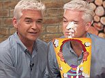 EDITORIAL USE ONLY. NO MERCHANDISING  Mandatory Credit: Photo by S Meddle/ITV/REX Shutterstock (4903619dw)  Phillip Schofield  'This Morning' TV Programme, London, Britain. - 15 Jul 2015  CHRISTMAS TOYS -  It may be 6 months til the big day, but it's never too early to start thinking about....CHRISTMAS. Don't worry, we won't be force-feeding you turkey and mince pies just yet. Three of the biggest toy retailers, Amazon, Argos and Hamleys have released their predictions as to which toys are going to be top of your kids Christmas list this year. So Jeff Brazier and his army of testers have have been trying out some the latest toys, and are here today to give you their verdict.