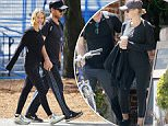 Picture Shows: Lara Bingle, Sam Worthington  July 14, 2015.. .. 'The Shack' actor Sam Worthington and rumoured wife Lara Bingle walk hand in hand while out and about in Vancouver, Canada. Missing from the outing was the happy couple's newborn son Rocket. .. .. Exclusive All Rounder.. UK Rights Only.. FameFlynet UK © 2015.. Tel : +44 (0)20 3551 5049.. Email : info@fameflynet.uk.com