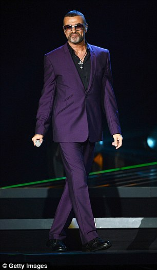 The popstar is pictured in better health when he performed during his Symphonica Tour at the LG arena in Birmingham in 2012