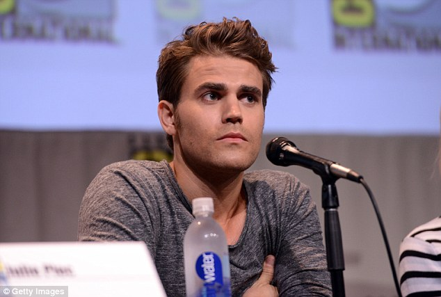 Moving forward: 'When a show has been on for [six] years, you need a shift in dynamic, said Paul Wesley regarding Dobrev's hiatus from the show. 'I think it created a new world, and it's a fresh take on a show that's been on for several seasons'