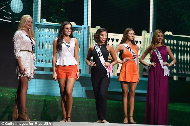 Reelz television stepped in to air the contest, saying that the pageant and the women who compete in it 'are an integral part of American tradition.' The station also said Trump would not profit from the deal
