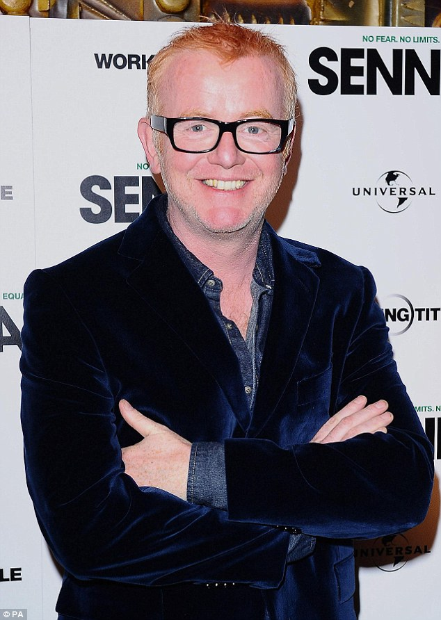 Challenge: Chris Evans has spoken in-depth for the first time about his new job as the host of Top Gear