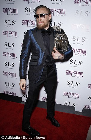 The 26-year-old is now theUFC interim featherweight title holder with an 18-2 record