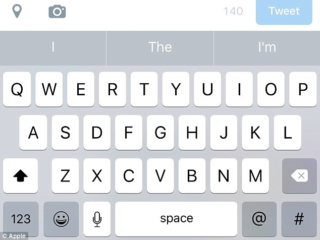 Previously the shift key arrow would only turn black or gray to let you know if you were typing in capital or lowercase letters