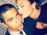 ddlovatoModel behavior.... ddlovatoAfter a long night's work.... ?? #fromdusktilldawn ddlovato#FBF to 4 1/2 years ago and yet all this time later... I still cry when I leave him for tour and I still get butterflies just thinking about him. You're magical Wilmer... I love and miss you... ??