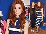 LONDON, ENGLAND - JULY 16:  Nicola Roberts (R) and sister Frankie attend a private dinner to showcase the House Of Holland Resort 16 collection at the House Of Holland studios on July 16, 2015 in London, England.  (Photo by David M. Benett/Dave Benett/Getty Images)
