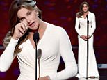 eURN: AD*175508719  Headline: The 2015 ESPYS - Show Caption: LOS ANGELES, CA - JULY 15:  Honoree Caitlyn Jenner accepts the Arthur Ashe Courage Award onstage during The 2015 ESPYS at Microsoft Theater on July 15, 2015 in Los Angeles, California.  (Photo by Kevin Winter/Getty Images) Photographer: Kevin Winter\n Loaded on 16/07/2015 at 04:11 Copyright: Getty Images North America Provider: Getty Images  Properties: RGB JPEG Image (22237K 1766K 12.6:1) 2530w x 3000h at 300 x 300 dpi  Routing: DM News : News (EmailIn)  Parking: