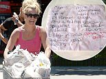 Pictured: Britney Spears\nMandatory Credit © Milton Ventura/Broadimage\n***EXCLUSIVE***\nBritney Spears is all smiles showing off her slim body and toned legs while getting coffee at  Corner Bakery Cafe and grocery shopping at Bristol Farms\n\n7/14/15, Westlake Village, California, United States of America\n\nBroadimage Newswire\nLos Angeles 1+  (310) 301-1027\nNew York      1+  (646) 827-9134\nsales@broadimage.com\nhttp://www.broadimage.com\n