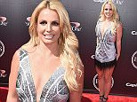 LOS ANGELES, CA - JULY 15:  Singer Britney Spears attends The 2015 ESPYS at Microsoft Theater on July 15, 2015 in Los Angeles, California.  (Photo by Steve Granitz/WireImage)