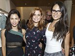 BELAIR, CA - JULY 14:  Jenna Dewan Tatum, JoAnna Garcia Swisher and Jordana Brewster attend the Charlotte & Gwyneth Gray Foundation & Switch Bel Air Shop For A Cure Benefit on July 14, 2015 in Belair, California.  (Photo by Rich Polk/Getty Images for Charlotte + Gwenyth Gray Foundation)
