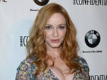 LA Confidential Honors Women of Influence Hosted by Christina Hendricks  Pictured: Christina Hendricks Ref: SPL1080813  160715   Picture by: Photographer Group  Splash News and Pictures Los Angeles: 310-821-2666 New York: 212-619-2666 London: 870-934-2666 photodesk@splashnews.com
