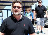 Pictured: Russell Crowe,  Tennyson Spencer Crowe, Charles Spencer Crowe\nMandatory Credit © Life/Broadimage\nRussell Crowe and boys out and about in Los Angeles\n\n7/16/15, Los Angeles, California, United States of America\n\nBroadimage Newswire\nLos Angeles 1+  (310) 301-1027\nNew York      1+  (646) 827-9134\nsales@broadimage.com\nhttp://www.broadimage.com\n