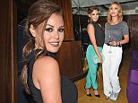 Picture Shows: Jessica Wright, Jess Wright, Ferne McCann  July 16, 2015    Celebrity guests arrive at a dinner hosted by philanthropist Philip Christopher Baldwin held at Groucho Club in London, UK.    Non-Exclusive  WORLDWIDE RIGHTS    Pictures by : FameFlynet UK © 2015  Tel : +44 (0)20 3551 5049  Email : info@fameflynet.uk.com