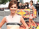 16 July 2015. The X Factor - London 2nd round auditions held at SSE Arena Wembley, Arena Square, Engineers Way, London. Here: Cheryl Fernandez-Versini Credit: Justin Goff/GoffPhotos.com   Ref: KGC-03