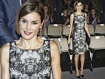 Queen Letizia attends the opening of the summer music school of the Princess of the Asturias foundation in Oviedo, Spain\n\nPictured: Queen Letizia\nRef: SPL1078858  160715  \nPicture by: Michael Murdock / Splash News\n\nSplash News and Pictures\nLos Angeles: 310-821-2666\nNew York: 212-619-2666\nLondon: 870-934-2666\nphotodesk@splashnews.com\n